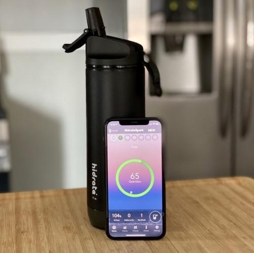 HidrateSpark | Die intelligenteste Wasserflasche der Welt