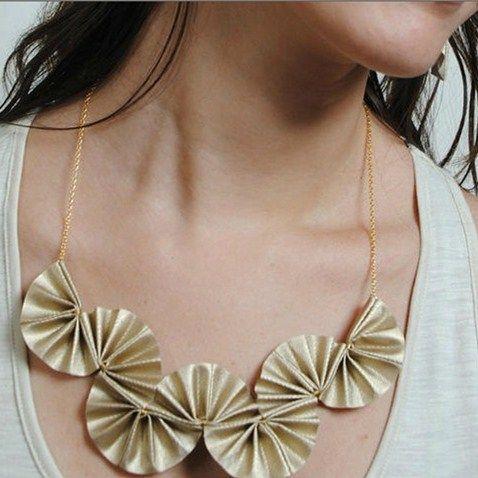 Industrial Jewelry by Hila Rawet Karni | Foldable Jewelry