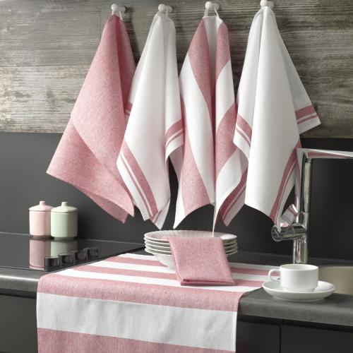 Hobby and Eponje | Weich & stylisch: Textilien für Küche und Bad