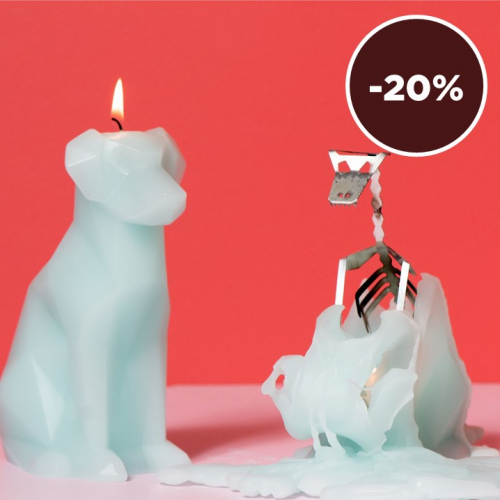 54 Celsius | Wicked: Skeleton Candles