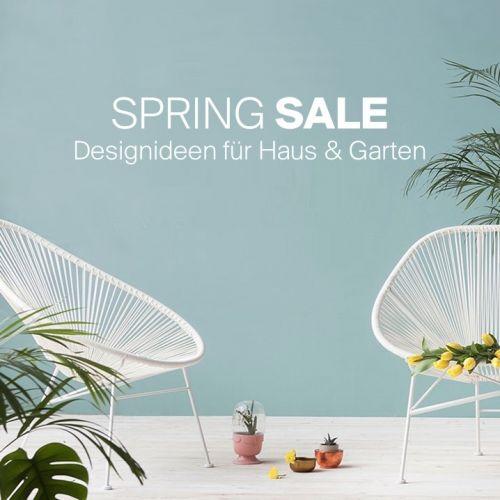 Spring Sale | Designideen für Haus & Garten