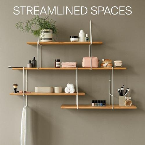 Effiziente Räume | Geradlinig spielen