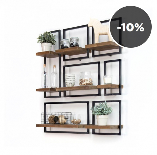 HSM Collection | Industrial Wall Displays