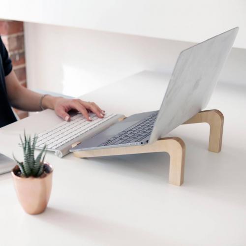 HumbleWorks | Ergonomische Stehtische & Laptophalter