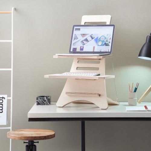 HumbleWorks   Ergonomische Stehtische & Laptophalter