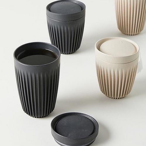 Huskee | Preisgekrönte Mehrweg-Kaffeebecher to go