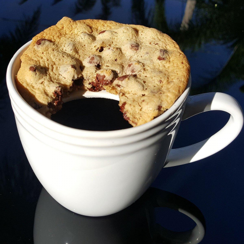 Best Morning Ever | Warm Cookie Holding Mug