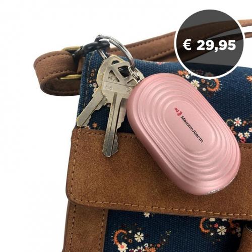 iMaxAlarm | Safety in a Keychain