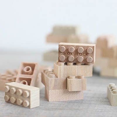 Mokulock | Natural Building Blocks