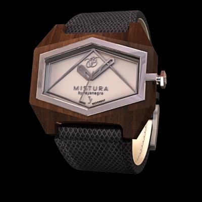 Mistura | Exceptionally Exotic Watches