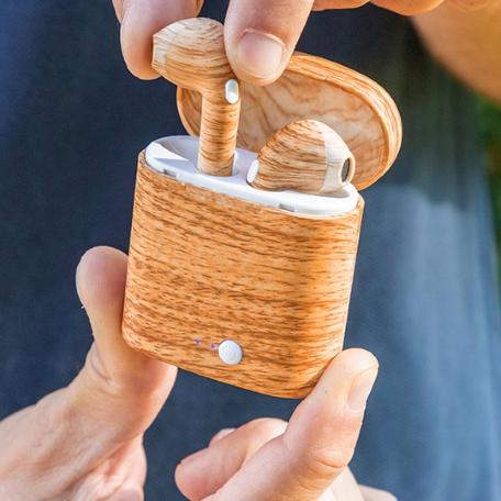 InnovaGoods   Leistungsstarke kabellose Kopfhörer