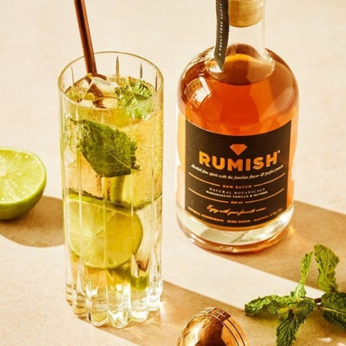 ISH Spirits | The first alcohol-free rum