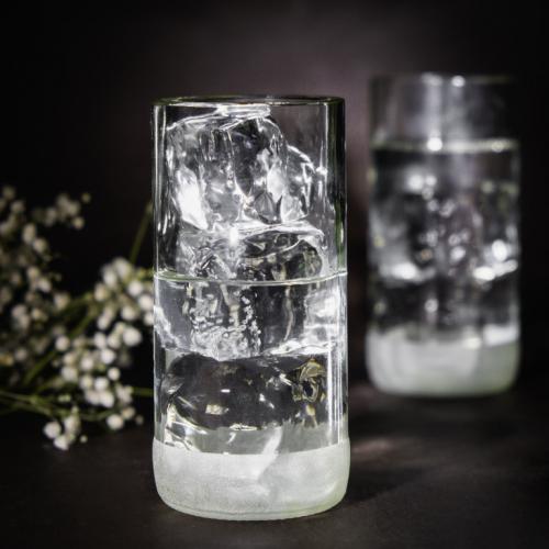 IWAS | Upcycled Gläser, Kerzen & Flaschen