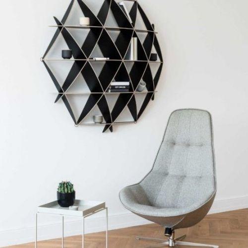 Jaanus Orgusaar | Blickfangende Wandregale & Lampen