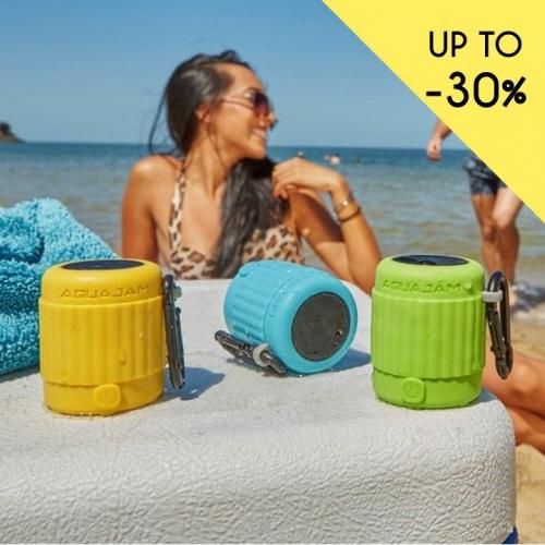 Aquajam | 100% Waterproof Outdoor Speakers