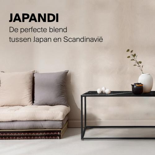 Japandi | Het beste van Japan & Scandinavië