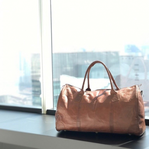 Johnny Fly | High quality leather luggage