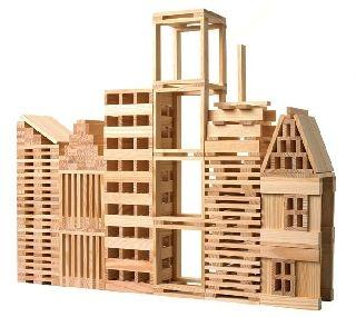 KAPLA   Wooden Building Blocks