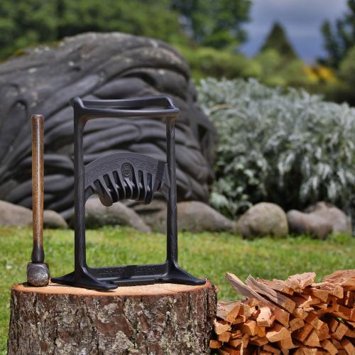 Kindling Cracker | A Safe Way To Chop Wood