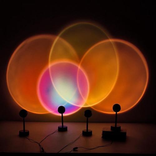 Kittylulu   Kreative Lampen & bunte Lichtprojektoren