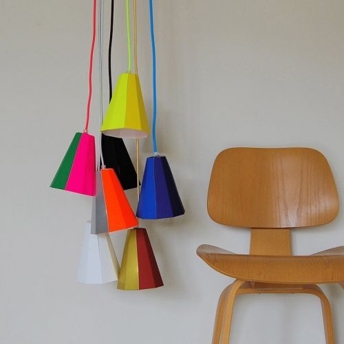 Kolor | Paper Lampshades