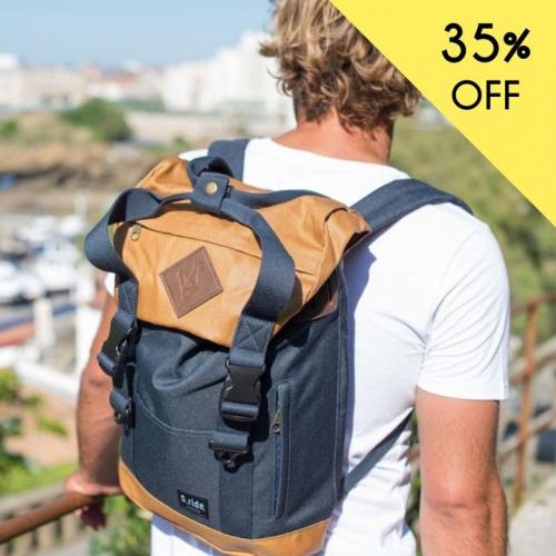 Gride | Urban Backpacks for Adventurers