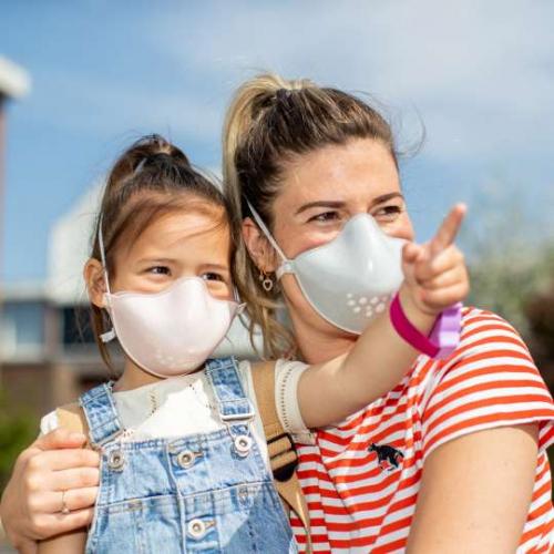 Koziol | Wiederverwendbare, nachhaltige Gesichtsmasken