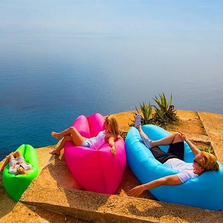 LayBag™ | Super-fast Inflatable Air-Sofa
