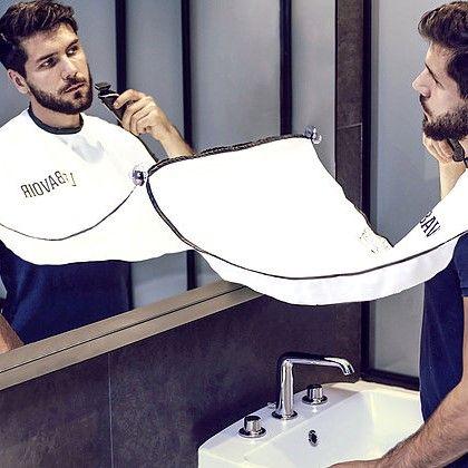 LE BAVOIR | Real Men Beard Apron