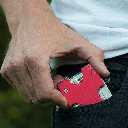 Left Field Design | Slim Pocket-Size Wallets