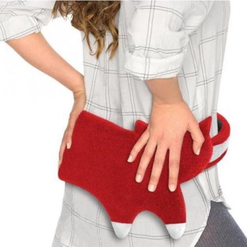 Leschi   Wärmekissen für Rücken- & Frauenbeschwerden