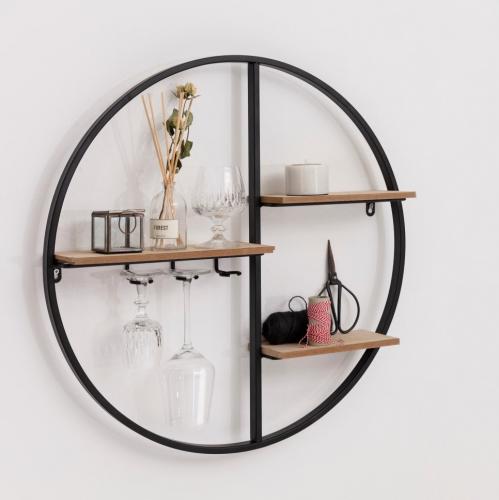 Lifa Living | Diese Regale setzen deine Gläser in Szene