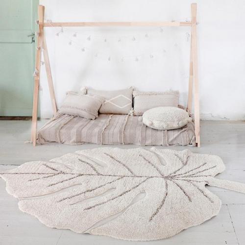 Lorena Canals | Zero Waste: Waschbare Teppiche & Textilien