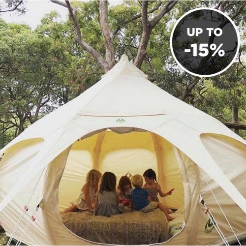 Lotus Belle | Luxurious Tents