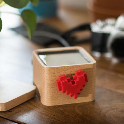 Lovebox | Die Messagebox für die Ferne ❤️