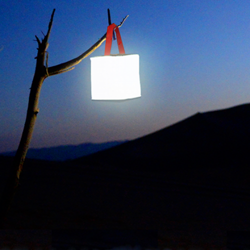 LUMINAID | Portable Solar-Powered Lights