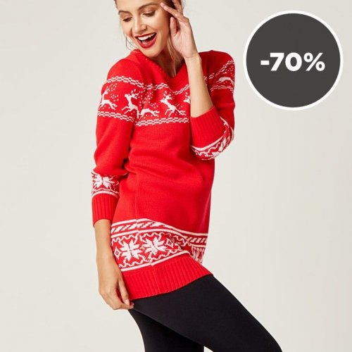 Lumide | Funny Female Christmas Sweaters