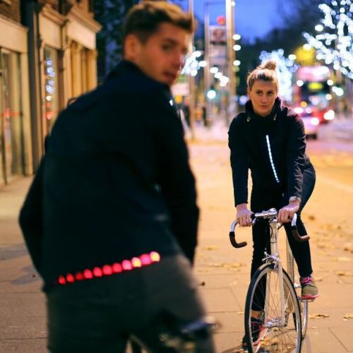 LUMO | Fashionable Cycling Jackets