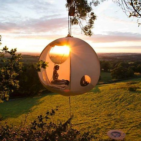 Hanging Tent Company | High In The Sky