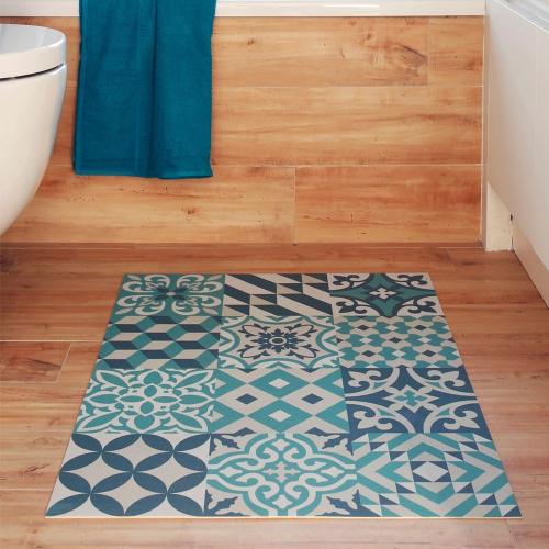MAMUT Big Design | Tile-Patterned Vinyl Carpets