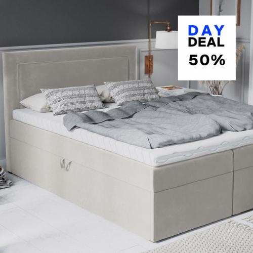 Mazzini Furniture | Schlafen wie auf Wolke 7: Komfortable Boxspringbetten