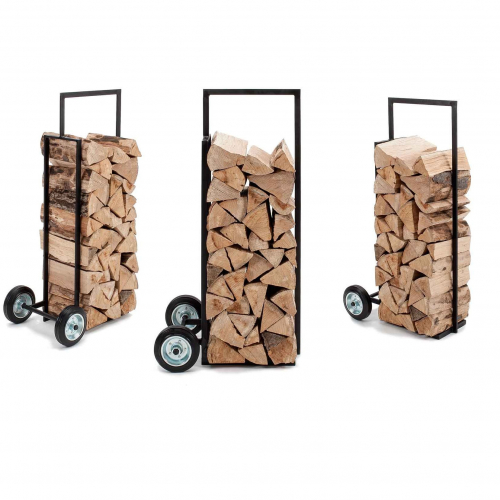 Janzon | Wood Trolley