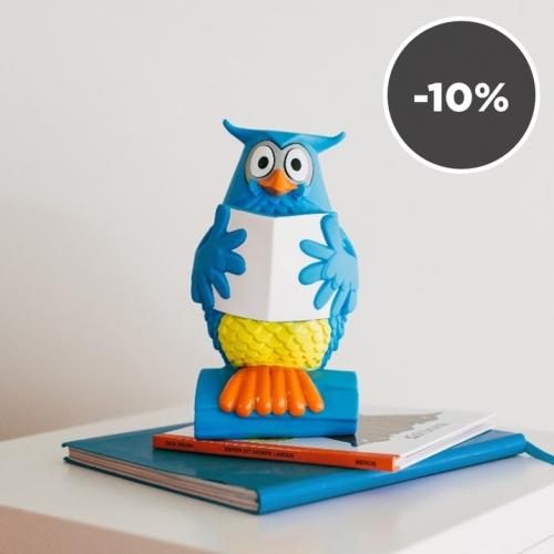 Mr.Owl by Atelier Pierre | Mr. Owl Kids Stuff
