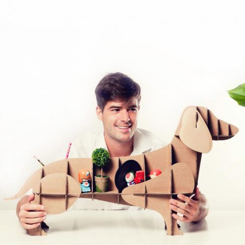 Milimetrado | Creative fun with cardboard & cork