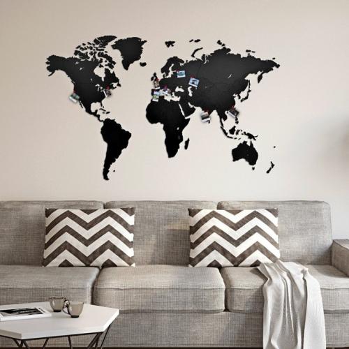 Mimi Innovations   Wooden keyholders & world maps