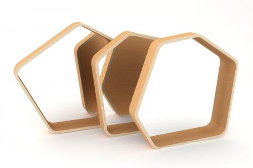 La Nomade Du Design | Six Sided Mirror