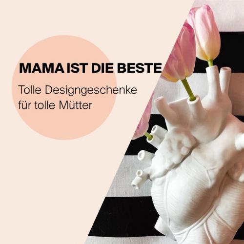 Muttertags spezial | Tolle Designgeschenke für tolle Mamas