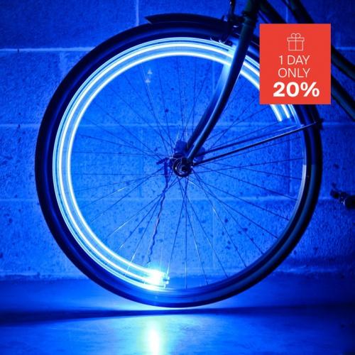 Monkey Light | Das auffälligste Fahrradlicht