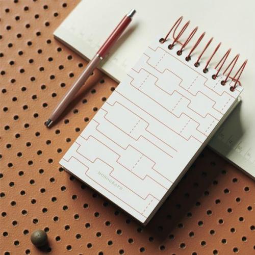 Monograph   Büroessentials für kreative Köpfe
