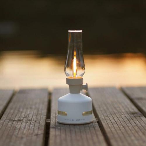 MoriMori   Licht & Musik: Coole 2-in-1-Laterne